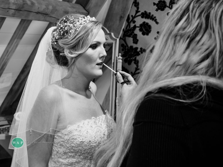 make up touch up - What a Picture Photography at Redhouse barn