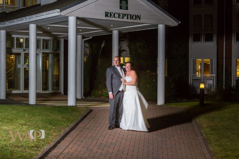 Main entrance, Arden Hotel, Solihull, What a Picture photography